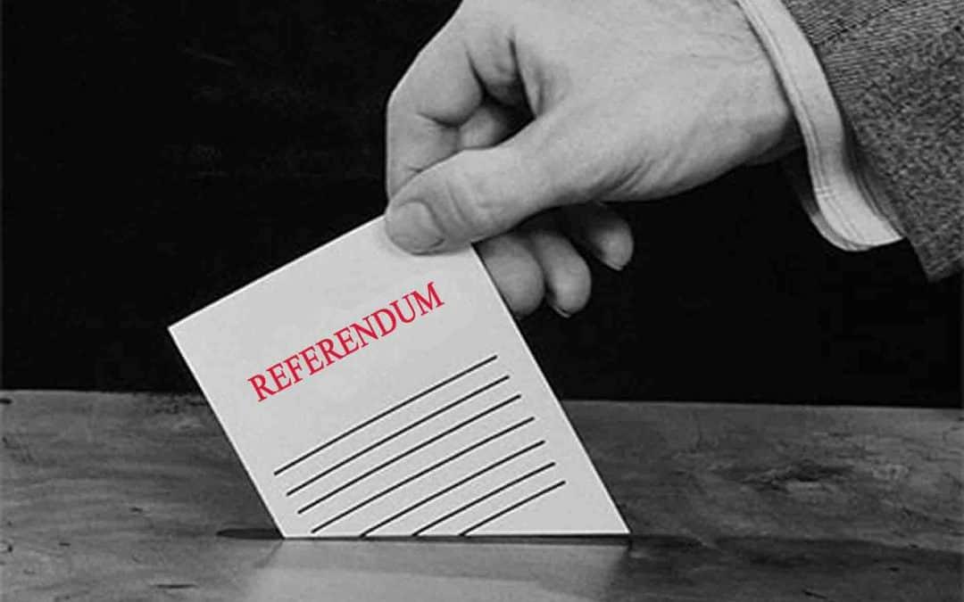 Il flop del referendum, specchio della democrazia che manca