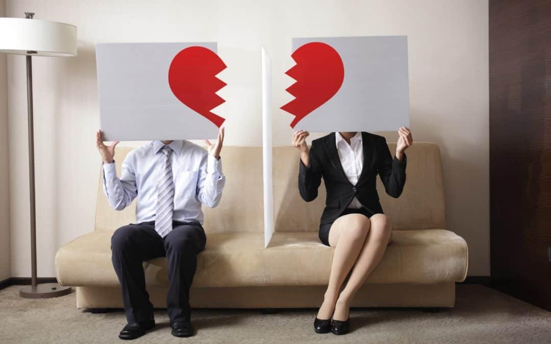 Divorzi, Alghero supera la media regionale